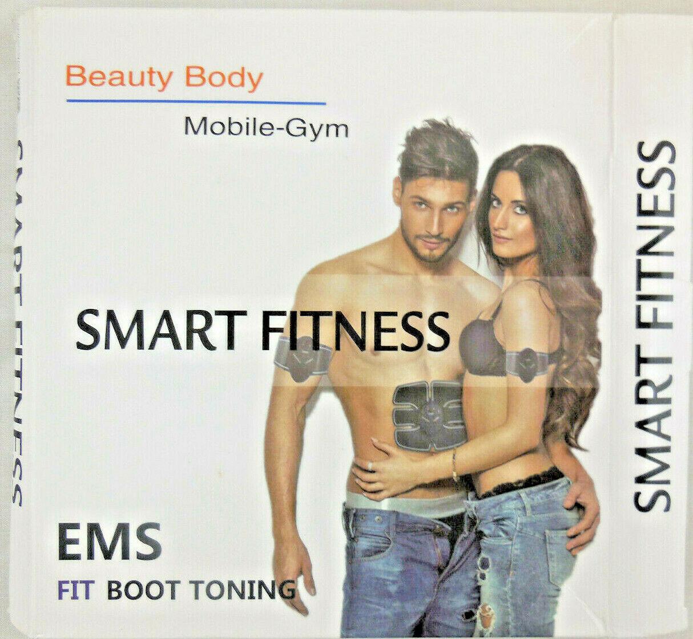 Smart Fitness Fitness Fitness Beauty Body EMS - elektrischer Stmulator a661be