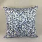 William Morris Salice bough Blu Copricuscino 40.6cmx40.6cm & 40.6cmx30.5cm