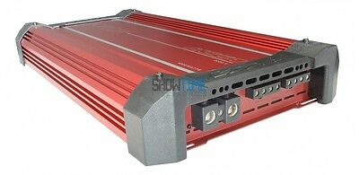 Orion HCCA2000.4 2000.4 4000W 4-Channel Car Audio Competition Amplifier/Amp HCCA