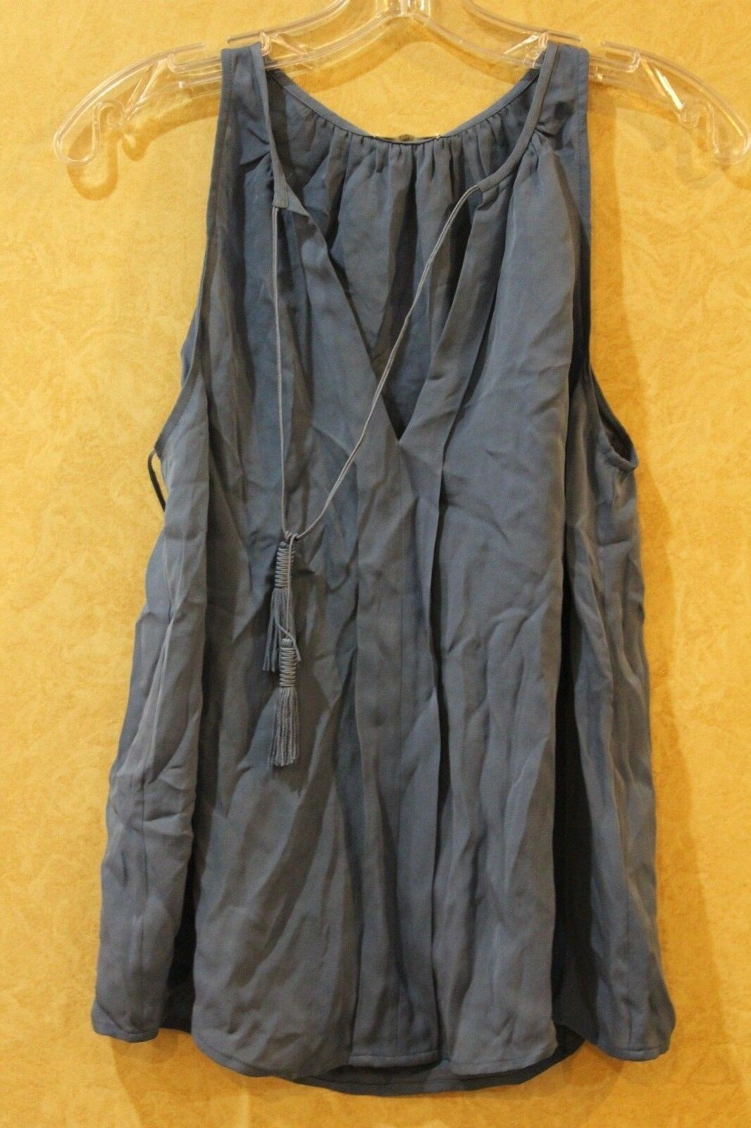 JOIE WOMENS SZ XS bluee  Blouse Silk Retail  ___________________ R14A2