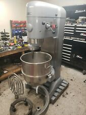 Hobart 140 Qt V 1401mixer 5 Hp With Stainless Steel Bowl And Tools