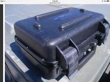 1 Gun Hard Case Lockable Waterproof Safe Storage Carry Box One Pistol Handgun