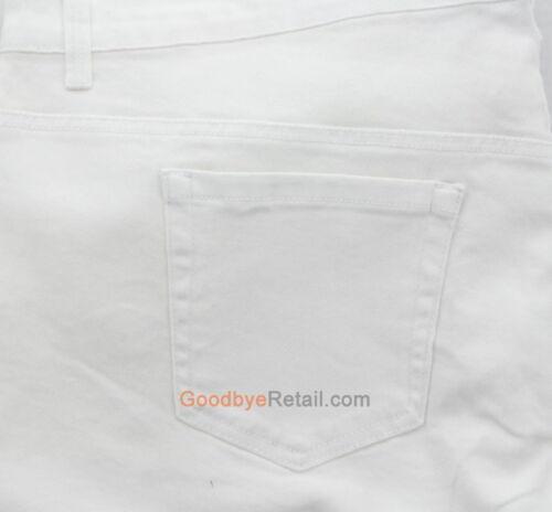 Gloria Vanderbilt Amanda Womens Classic Cotton Tapered Denim Stretch Jeans
