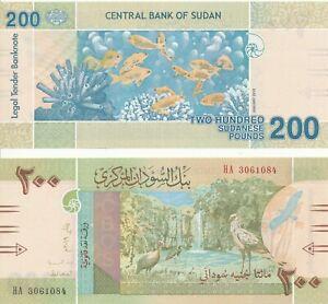 Sudan-200-Pounds-2019-UNC-Lemberg-Zp