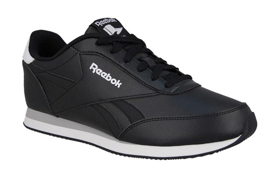 Reebok Royal Classic jogger 2l v70722 caballeros  zapatillas Zapatillas negro negro  ganancia cero