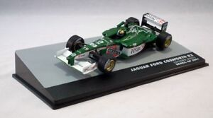 JAGUAR-FORD-COSWORTH-R2-Luciano-Burti-P20-2001-F1-voitures-echelle-1-43