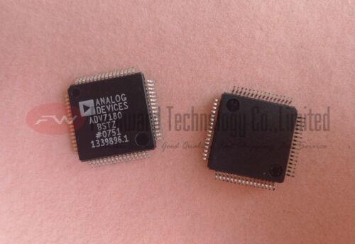 ADI ADV7180BSTZ ADV7180 10-Bit 4 x Oversampling SDTV Video Decoder QFP64 x 1pc