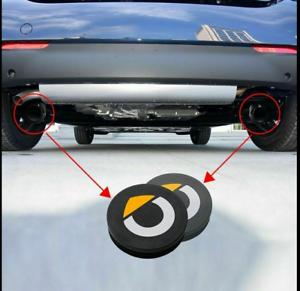 SMBYLL Accessori di Riparazione Auto 2 pz Cover di Protezione antiruggine Impermeabile per Smart 451 450 FortWo 453 Forfour Car Styling Accessori Auto Accessori per Tubi Flessibili Impermeabili