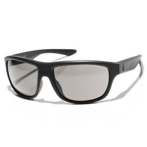 New Dragon Haunt Sunglasses Matte Black Smoke/Grey Lens 32742-002 RRP $150