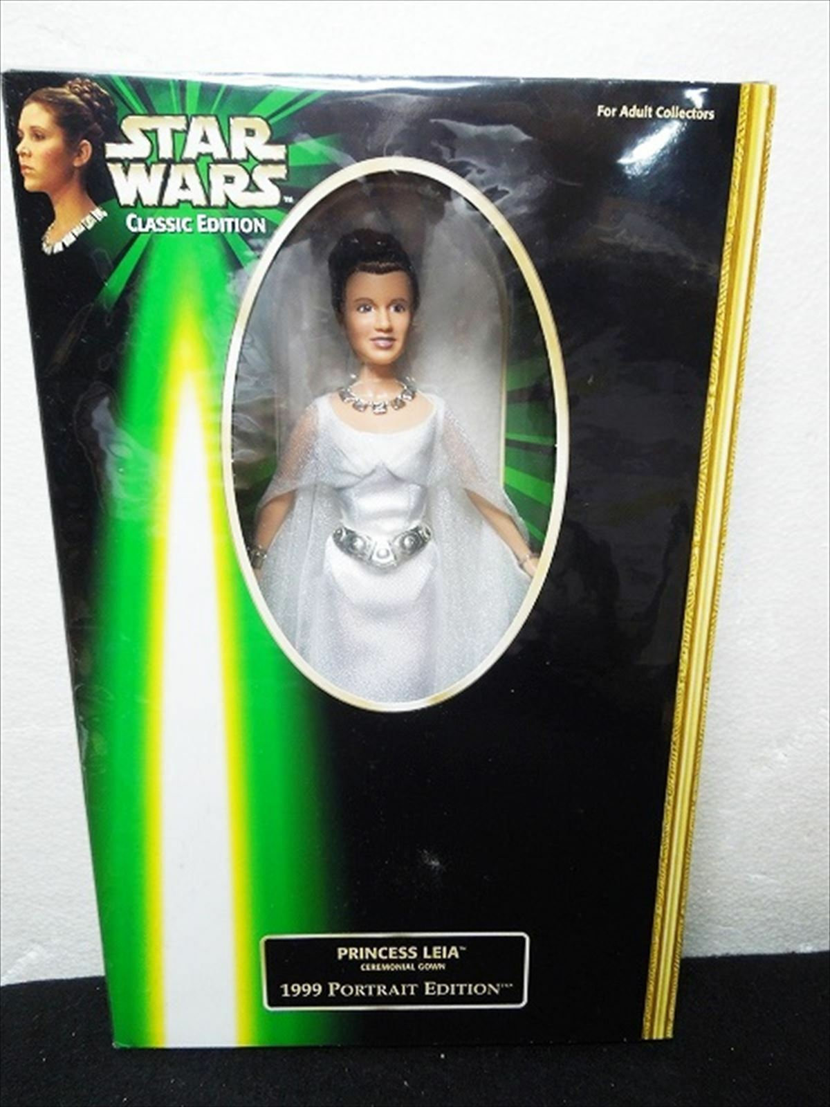 STARWARS CLASSIC EDITION Princess Leia 1999 Portrait Edition from JAPAN F/S