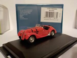 BMW-328-Red-Model-Cars-Oxford-Diecast