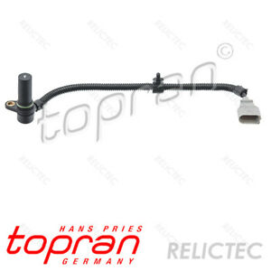 Details about RPM Crankshaft Position Sensor VW:TRANSPORTER V T5,MULTIVAN V  5,TOUAREG