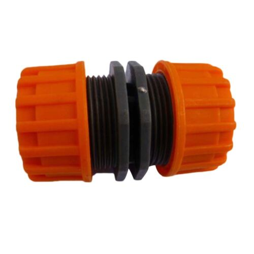 "1//5//10x Hose Pipe Connector 1//2/"" Garden Yard Joiner Mender Extend Repair Adaptor"