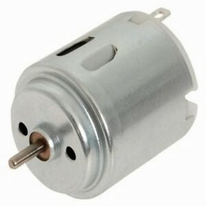 Image Is Loading 3v Dc Miniature Model Round Electric Motor 2mm