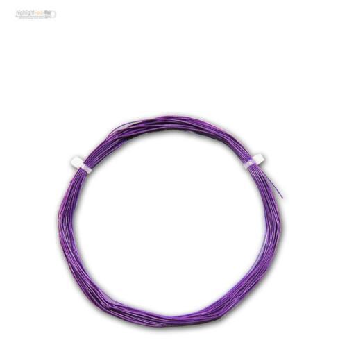 10 m Toron 0,04 mmâ² extra mince Câble Flexible Dekoderlitze Cable Wire 0,22 €//m