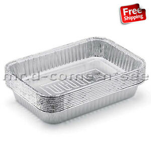 Outdoor Camp Aluminum Drip 10 Pans Foil Liners Grill