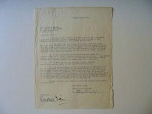 034-Ziegfeld-Follies-034-Beatrice-Lillie-Hand-Signed-TLS-Dated-1948-Todd-Mueller-COA
