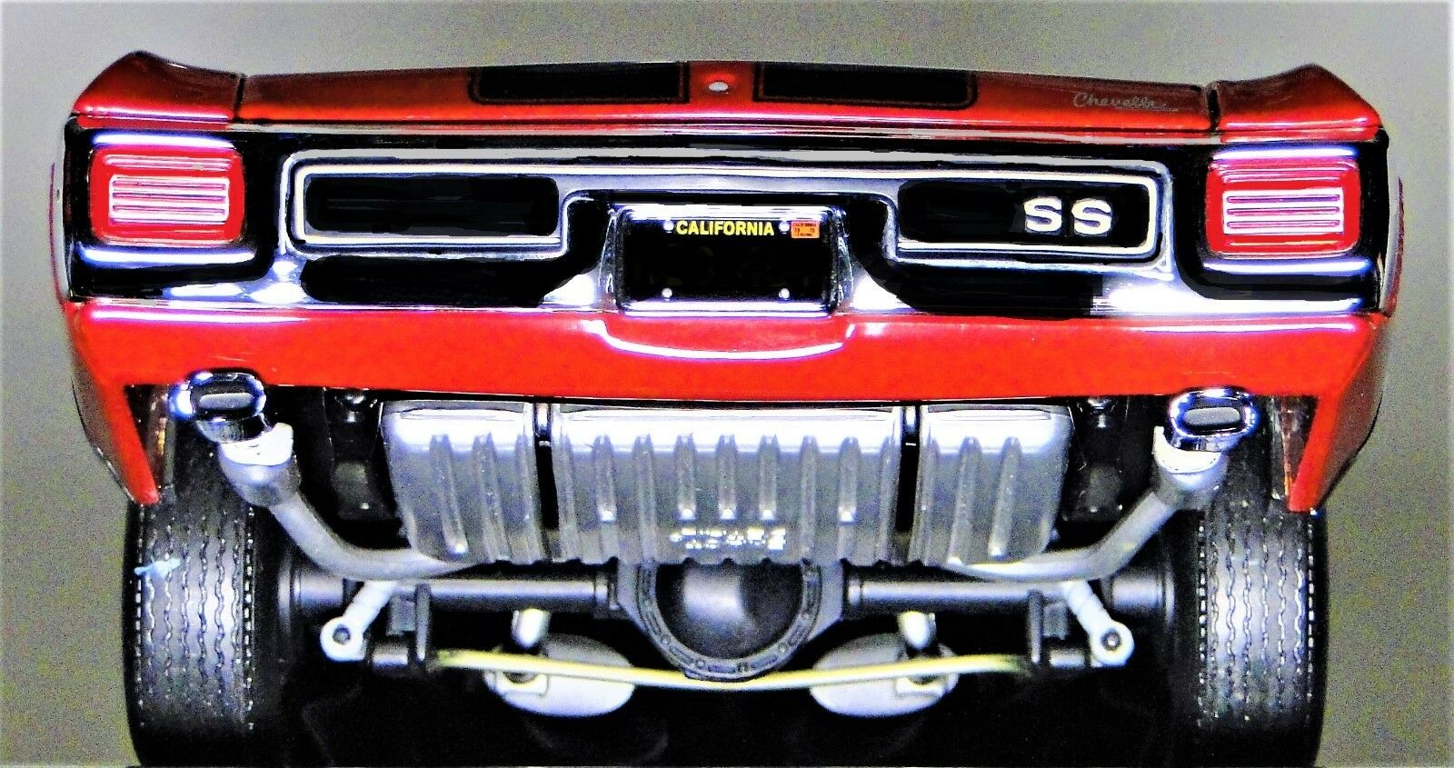 Chevy Chevy Chevy 1970 Chevelle SS 1 Chevrolet Car 24 Drag 18 Race 12 Carousel rosso lS 454 6 fd57cb
