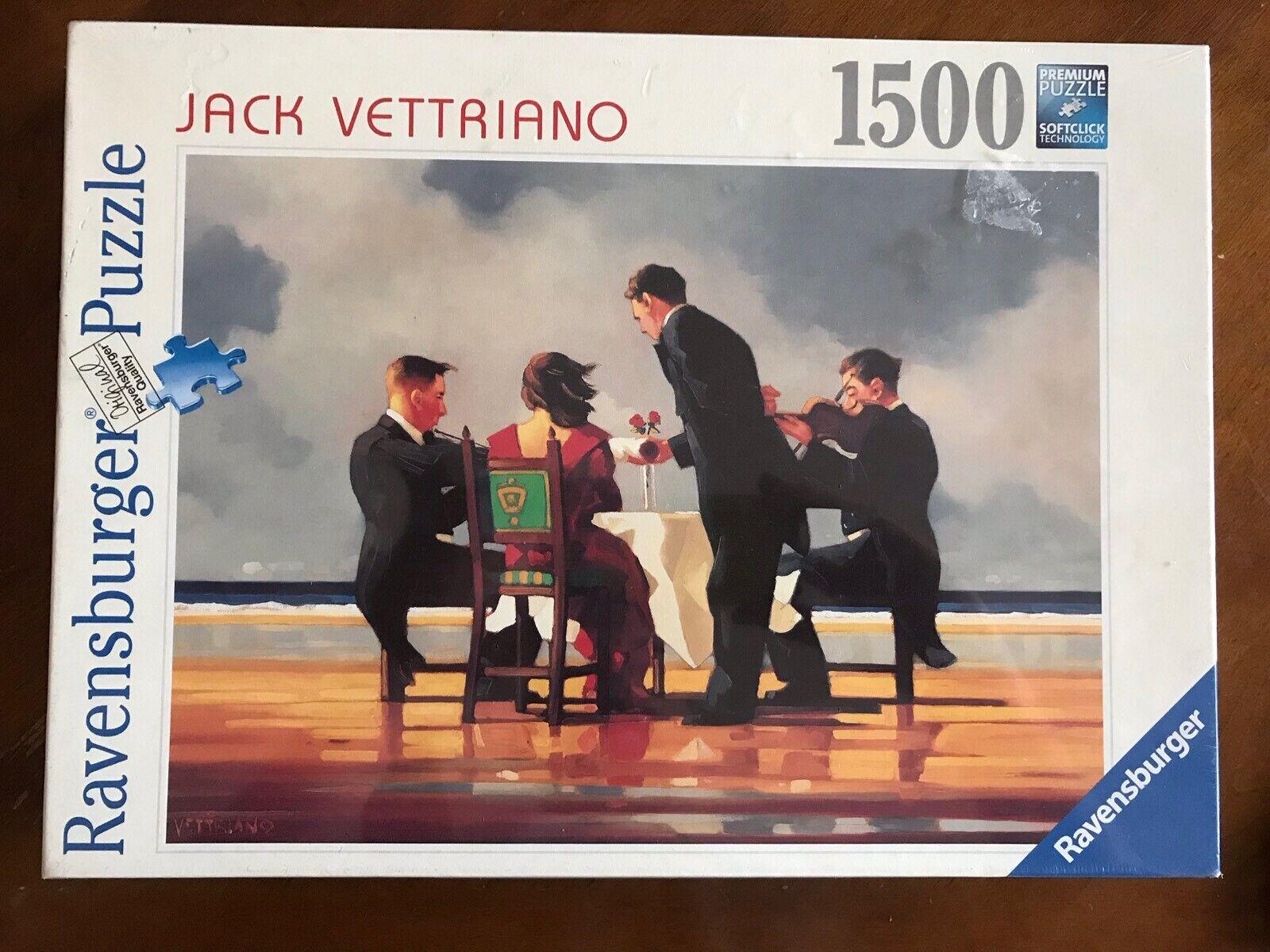 """33x23 /""""The Singing Butler/"""" Framed Art Jack Vettriano"""