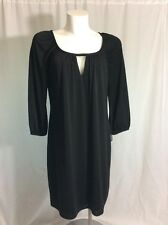 JL MILLY ORIGINAL BLACK DRESS SIZE MEDIUM MISSING BELT