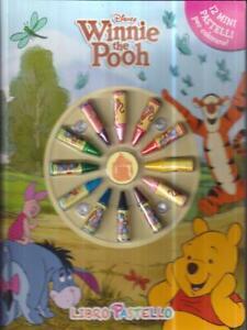 Winnie The Pooh. Book Pastello. Edition Illustrata. With Gadget Aa. VV