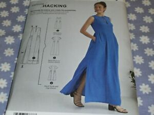 Simplicity Sewing Patterns 8658 Misses/' Top With Options For Design Hacking