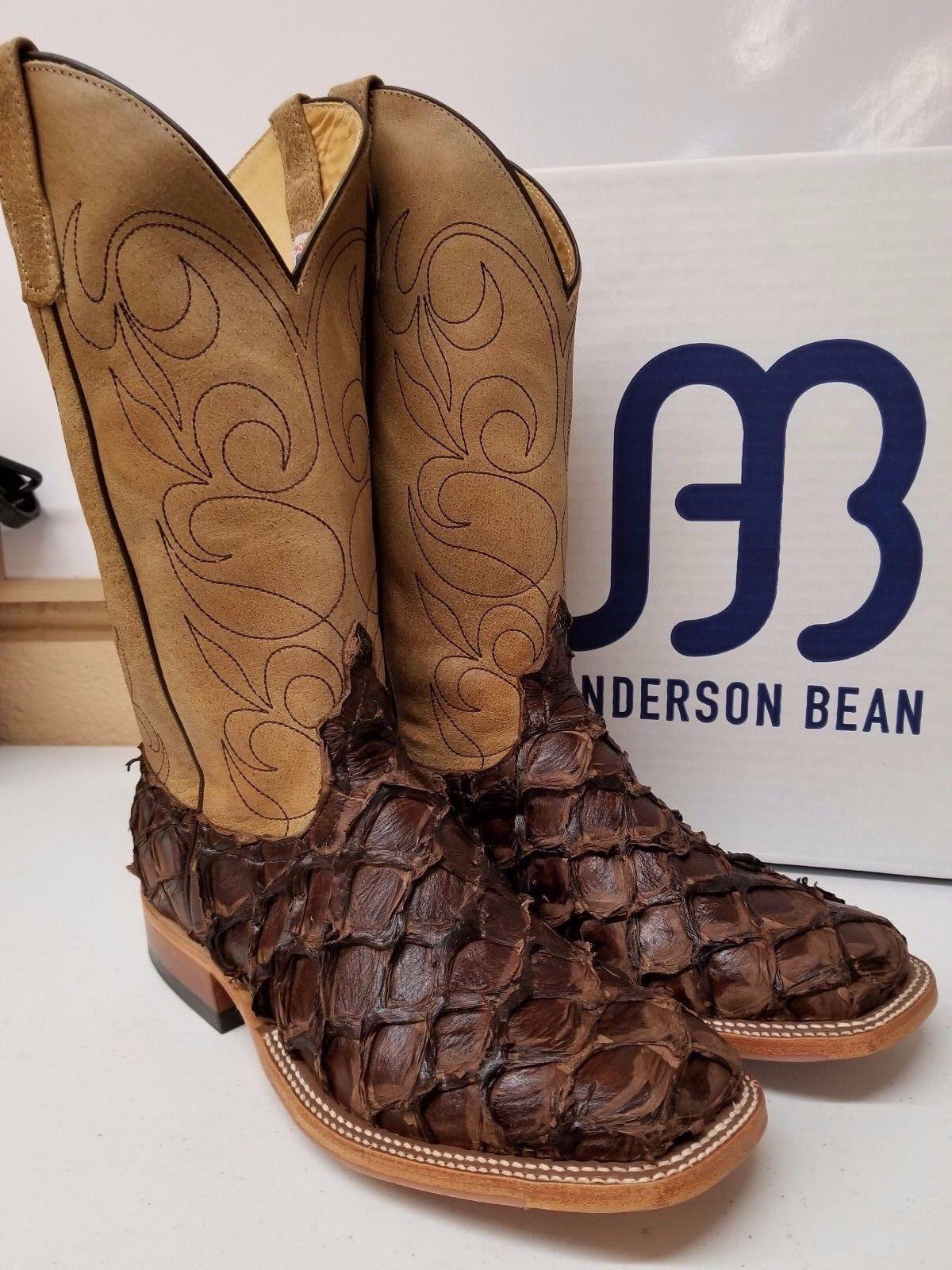 Anderson Bean Western Stiefel Mens Big Bass 1575M