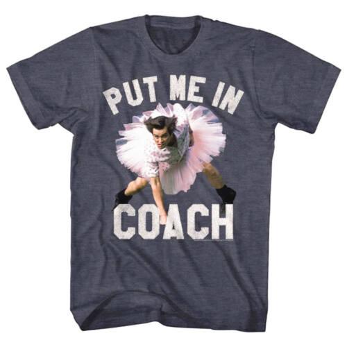 OFFICIAL Ace Ventura Pet Detective Men/'s T-Shirt Tutu Coach Jim Carrey Movie