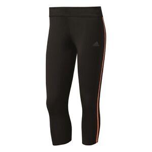 Adidas-Risposta-3-4-Stretto-Fitness-Corsa-Training-Pantaloni-AZ2839