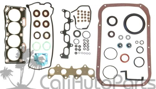96-98 Toyota Tercel Paseo 1.5L 5EFE DOHC 16V MASTER OVERHAUL ENGINE REBUILD KIT