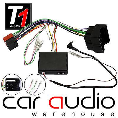 Seat Leon 2005 On JVC Car Stereo Steering Wheel Interface Stalk Adapter Kit