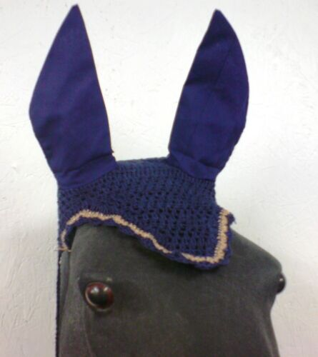 Budget Knitted Fly Bonnet with ears