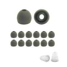 Medium Size x 6pcs replacement Triple Style tips earbud bud for PHILIPS SHE9850