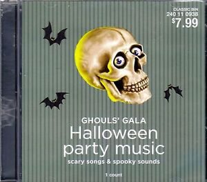 image is loading target ghouls 039 gala halloween party music classic