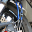 Front-brake-line-kit-2-lines-custom-for-2003-2008-Suzuki-SV650N-SV650S-CF2017