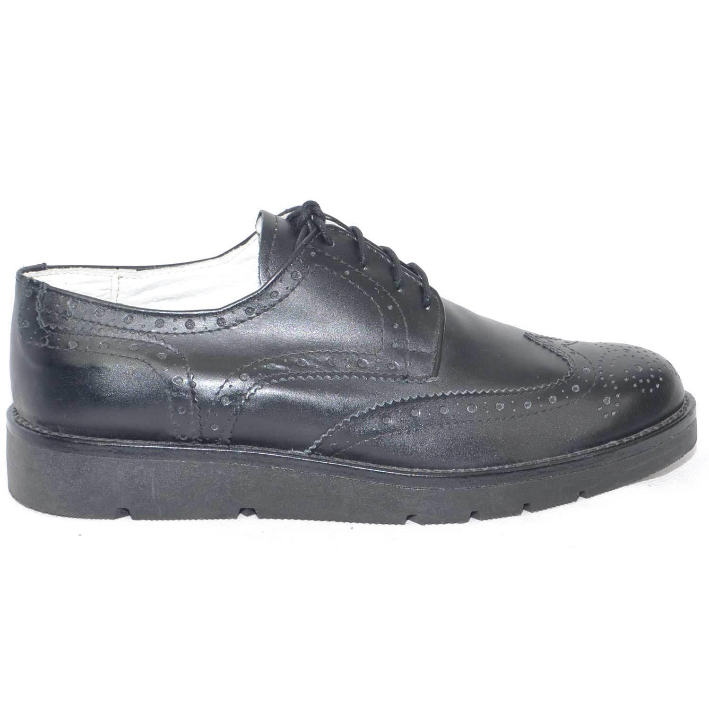 scarpe uomo liscia stringate vera pelle crust liscia uomo monogramma made in italy man moda d94f9c