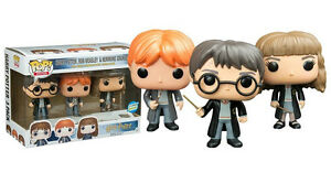 Harry-Potter-Harry-Ron-amp-Hermione-Pop-Vinyl-3-Pack-Special