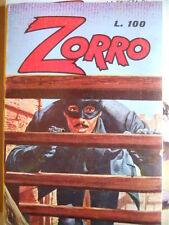 ZORRO - La Frusta di Zorro n°1 1973 ed. Cerretti   [G253]