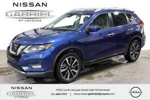2017 Nissan Rogue SL BAS KM