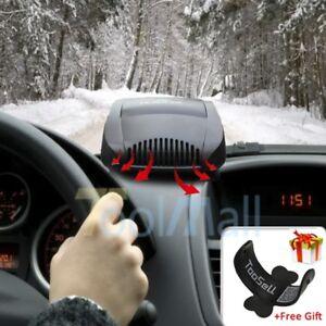 12V-Car-Vehicle-Portable-Ceramic-Heater-Heating-Cooling-Fan-Defroster-Demister