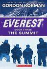 The Summit by Gordon Korman (Paperback / softback, 2012)