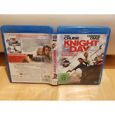 Knight and Day - Extended Cut - Blu Ray