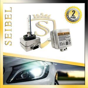 2 x Premium Xenon Brenner D1S Lampen Birnen E-Zulassung Ford Mondeo MK4