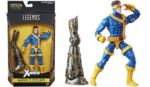 Marvel Legends Series X-Men 6 Inch Build Warlock Wave Action Figures UK Seller