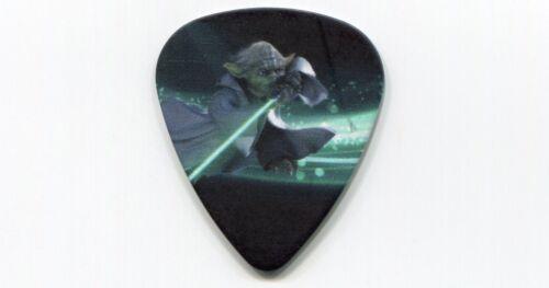 STAR WARS Guitar Pick!! DISNEY #3 YODA