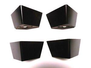 Walnut-Finish-Wood-Triangle-Furniture-3-034-Leg-701BC-Sectional-Sofa-Chair-4-legs