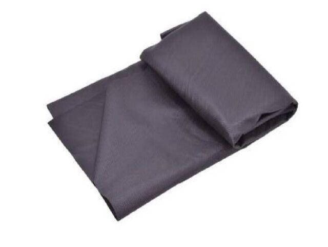 Antirutschmatte Kofferraummatte 100x120 cm schwarz