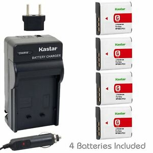 AC//DC Battery Charger For Sony NP-BG1//FG1 Cyber-shot DSC-H3 DSC-H7 DSC-H9 H9G4