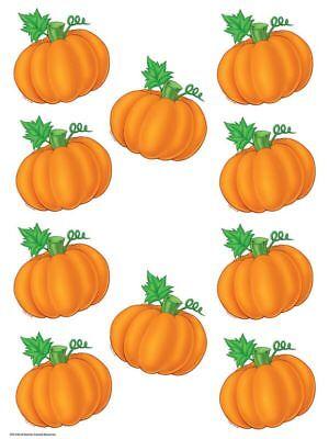 Tcr 5129 Mini Pumpkins Thanksgiving Cut Outs Bulletin Board Decorations 88231951292 Ebay