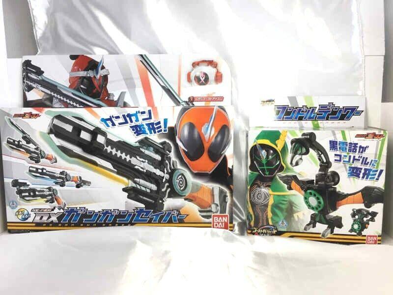 Bandai JPN Henshin Kamen Rider Ghost DX Megauloader Morpher Power Rangers Sentai
